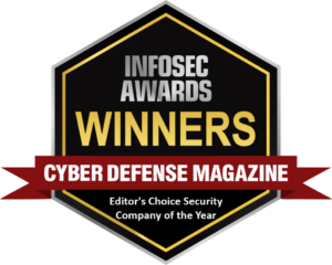 Cyber Defense Magazine awards iboss with the Editor's Choice Security Company of the Year award at the 8th Annual InfoSec Awards during RSAC 2020